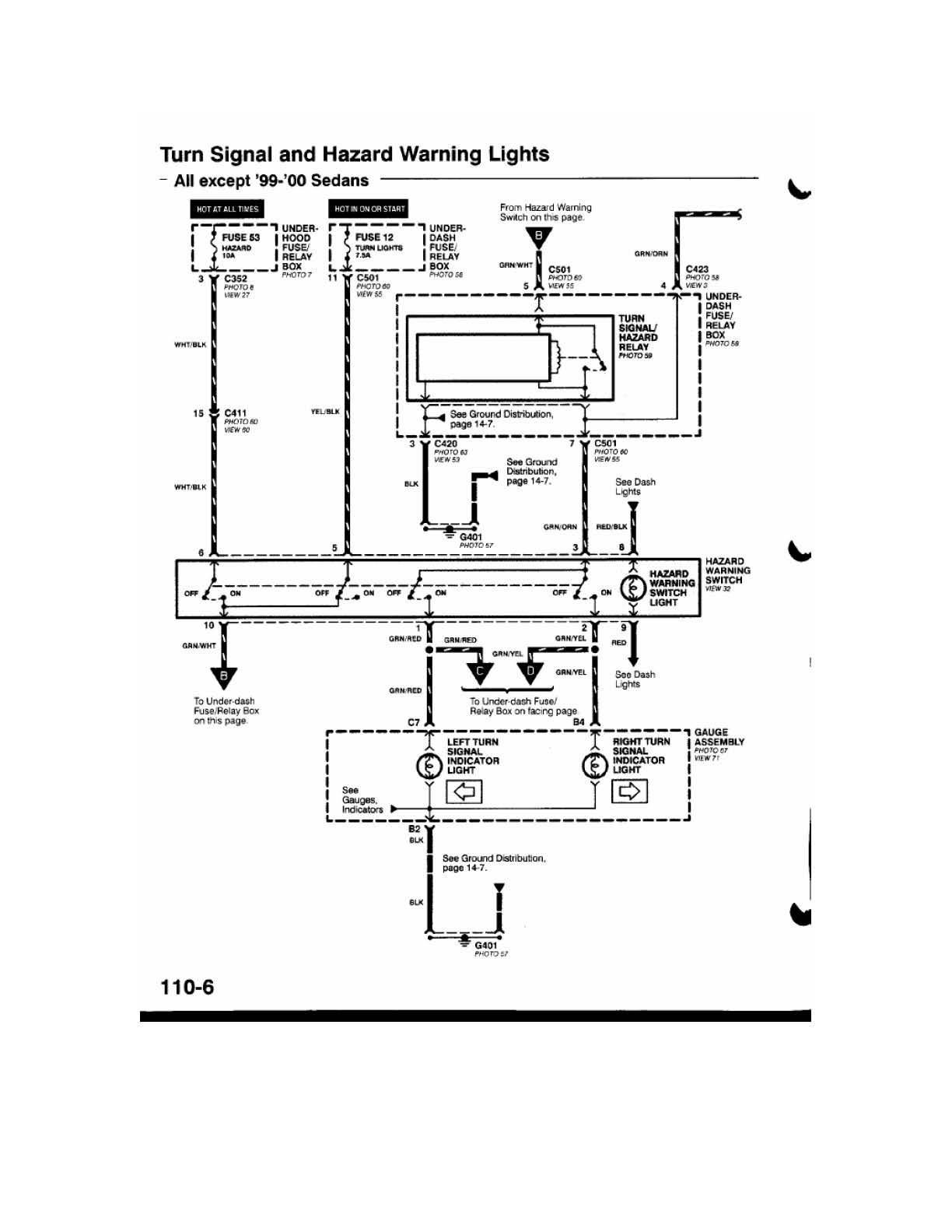 Honda Ac Wiring Diagram New Honda Ac Wiring Diagram Save Turn Signal Wiring Diagram Turn Signal