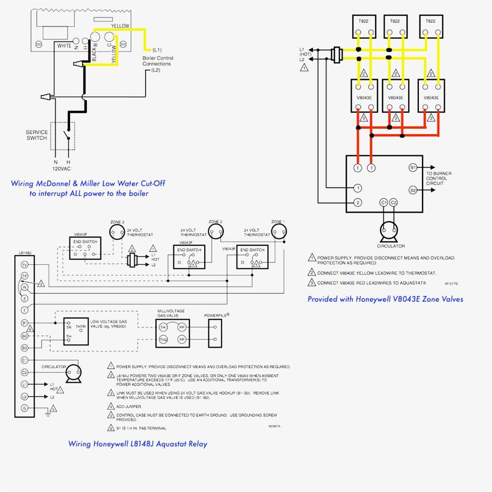 Zone Valve Wiring Diagram Slant Fin