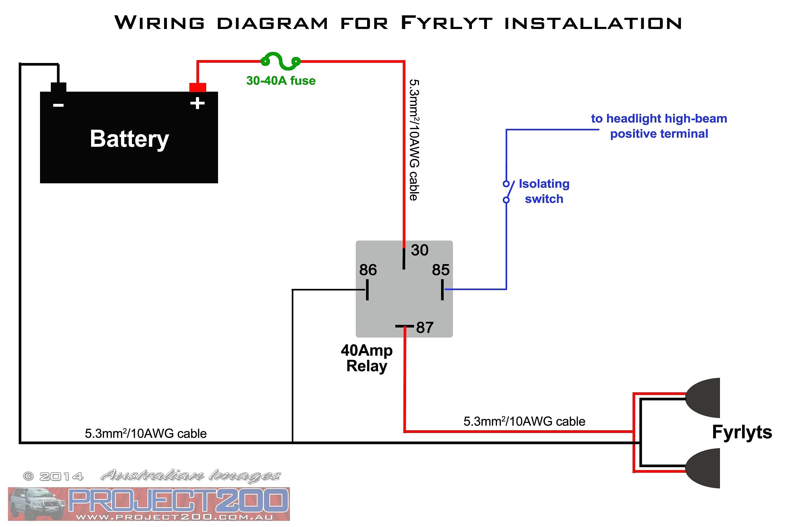 Wiring Diagram Relay Headlight New Horn Wiring Diagram with Relay