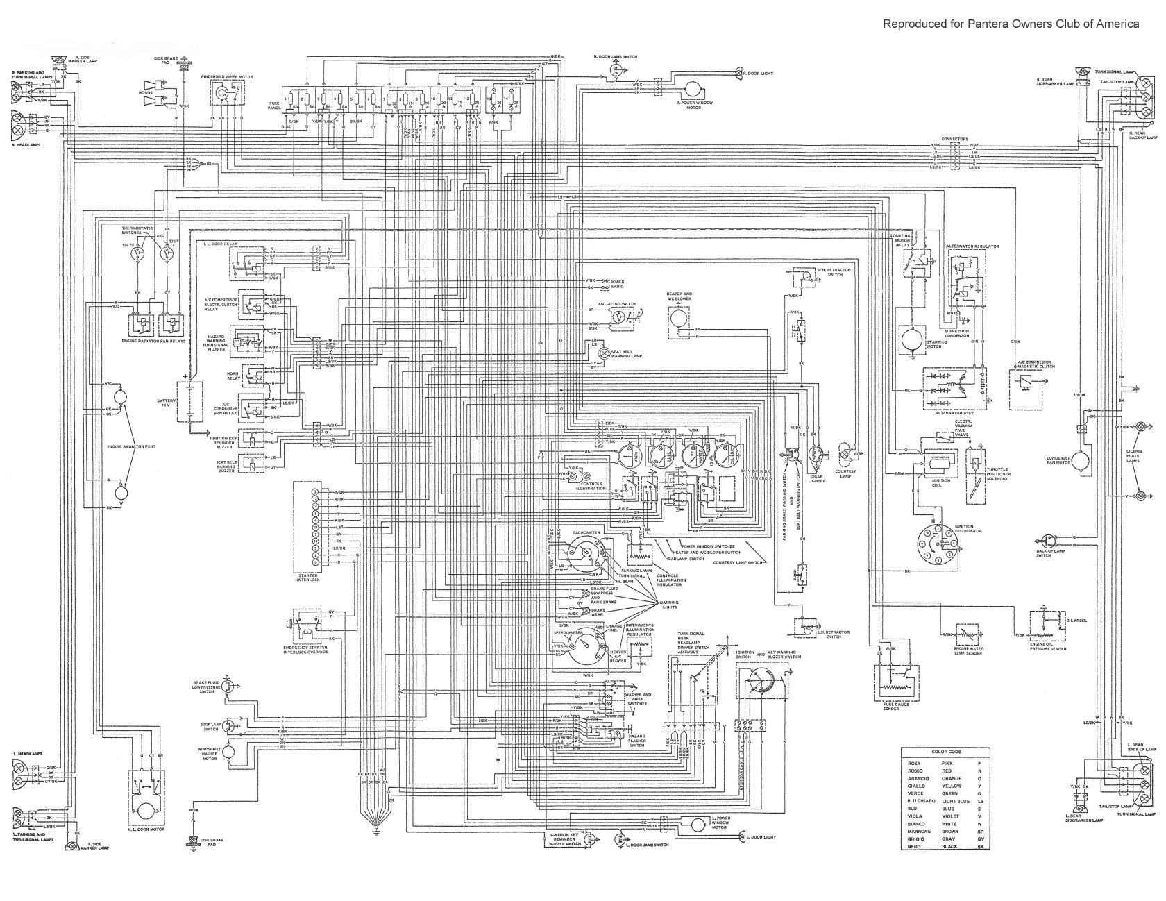 Street Signal Wiring Diagram Schematics Diagrams Traffic Light 04 4300 Turn Diy Enthusiasts U2022 Rh Broadwaycomputers Us