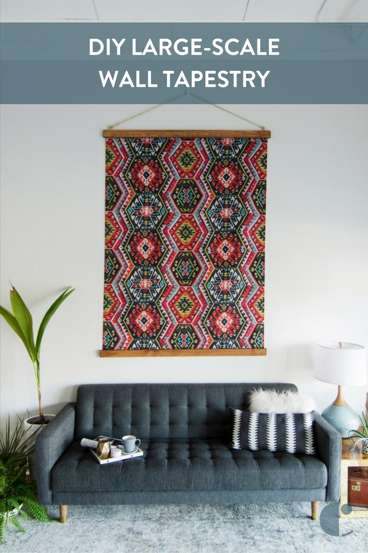 Japanese Wall Tapestry Elegant Wiring Diagram Image Diy Scale Art You Won T Believe How Simple And Affordable This Project Is