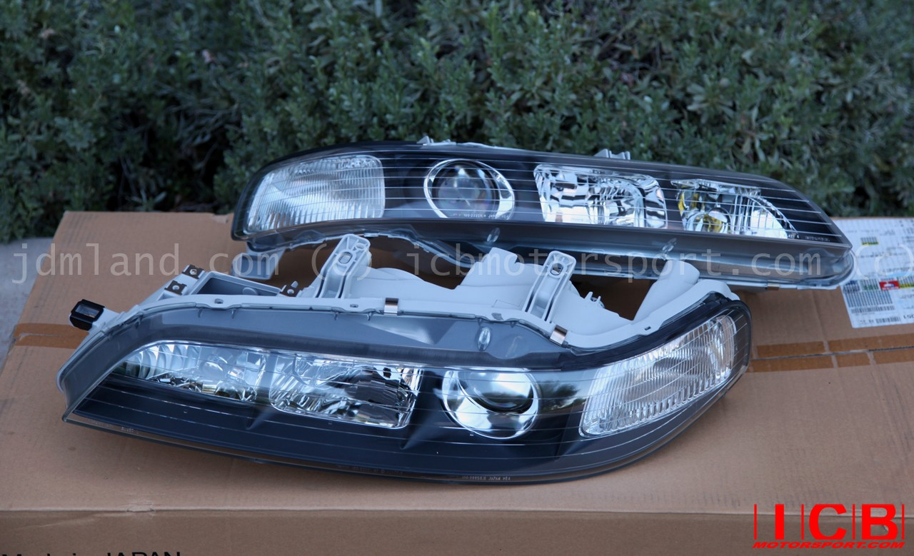 Jdm Itr Headlights