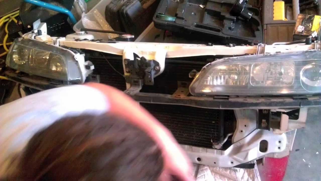 Integra JDM front end conversion HSG EP101