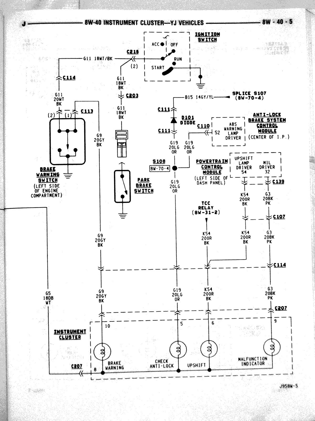 Jeep Wrangler Jk Wiring Diagram Free Fresh Wrangler Yj Wiring Diagram Wiring Diagram