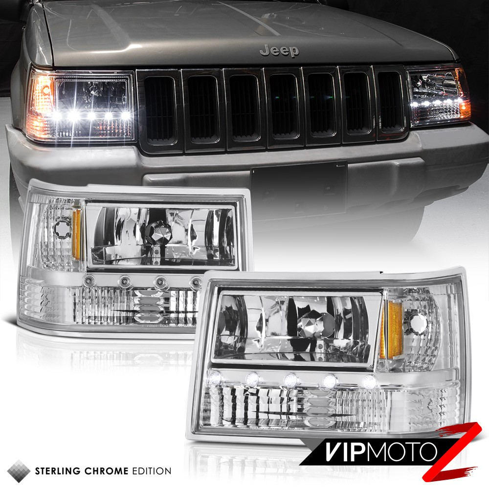 If Your Jeep Have Electronic Headlight Aim Adjuster It Will Fail To Work