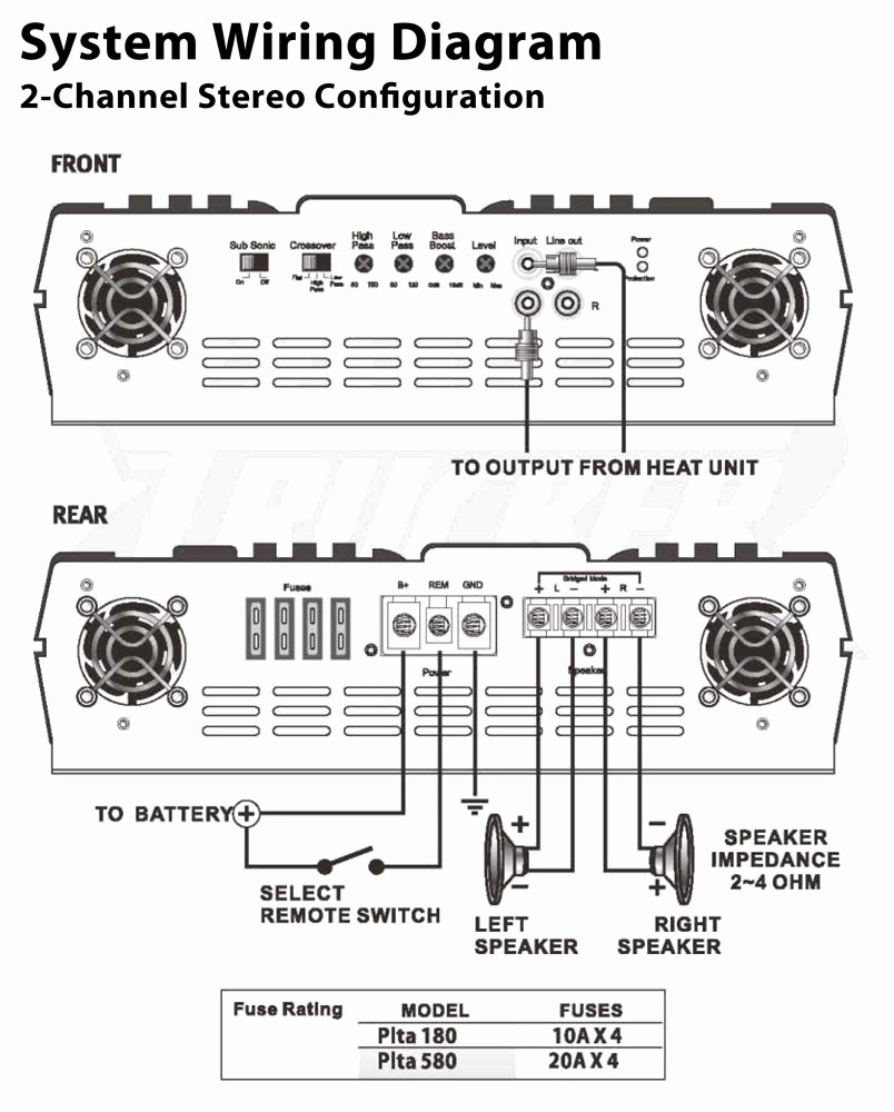 Rockford Fosgate Wiring Wizard Trusted Diagrams Samba Db1500 Diagram 1 Fuse Box U2022 Rh Friendsoffido Co Wire P3001
