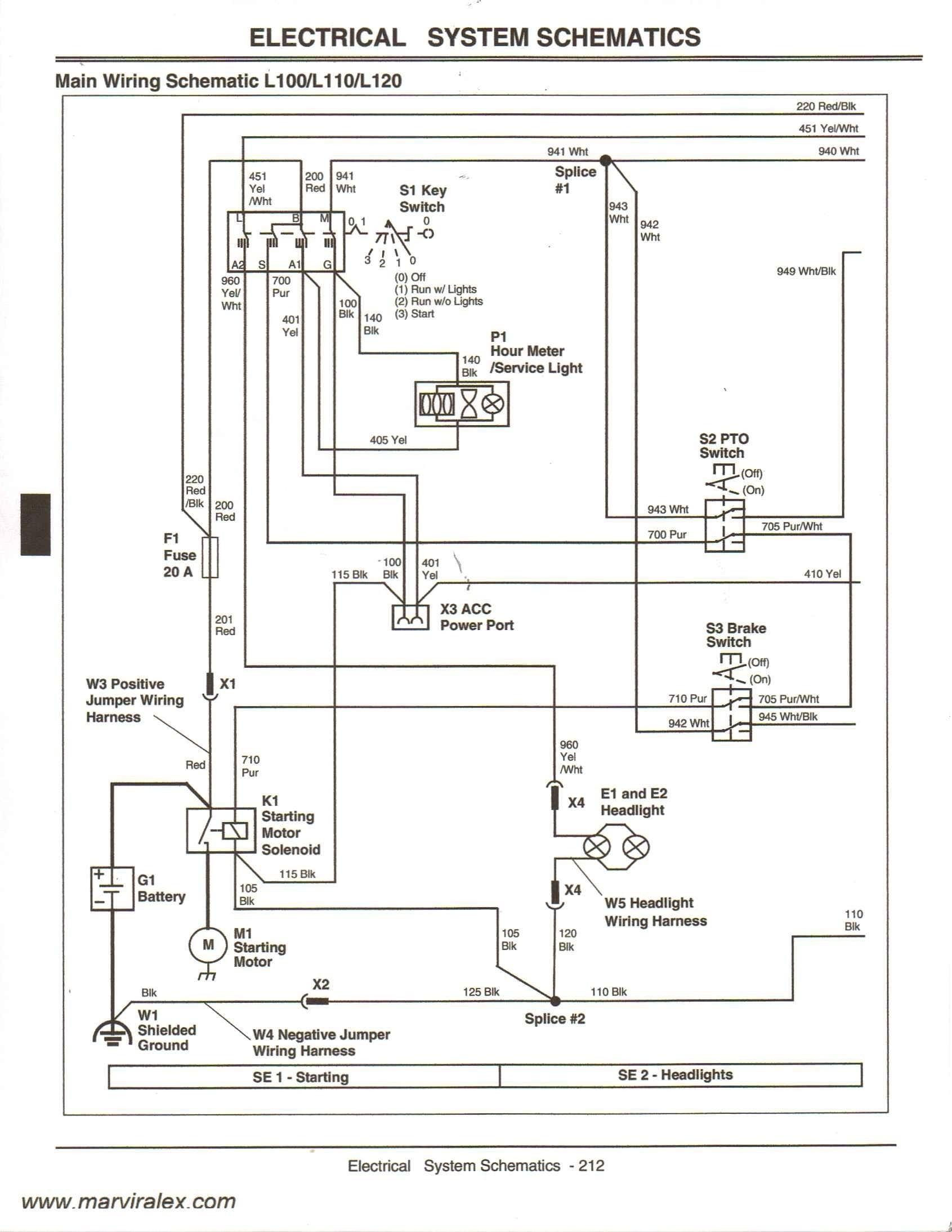 Wiring Diagram John Deere 318 New Inspirationa Wiring Diagram for A John Deere 318
