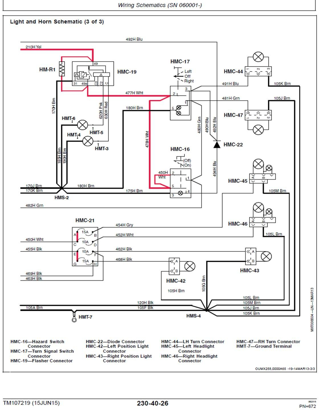 John Deere X540 Wiring Diagram 540x | Wiring Liry on