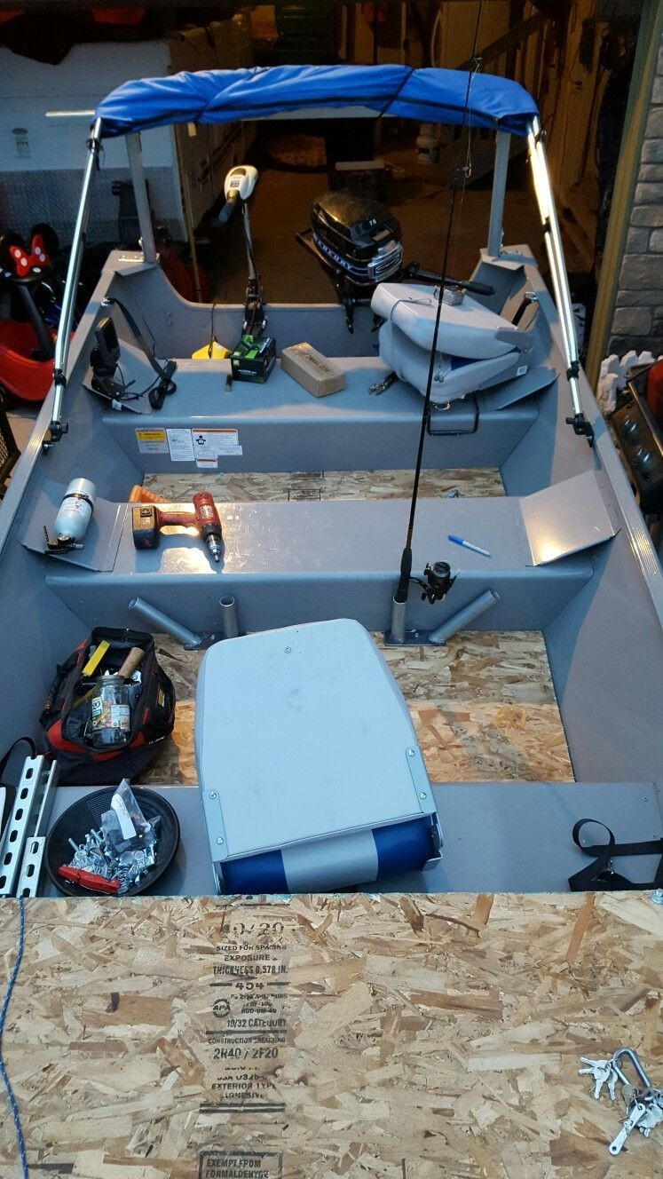 Jon boat conversion