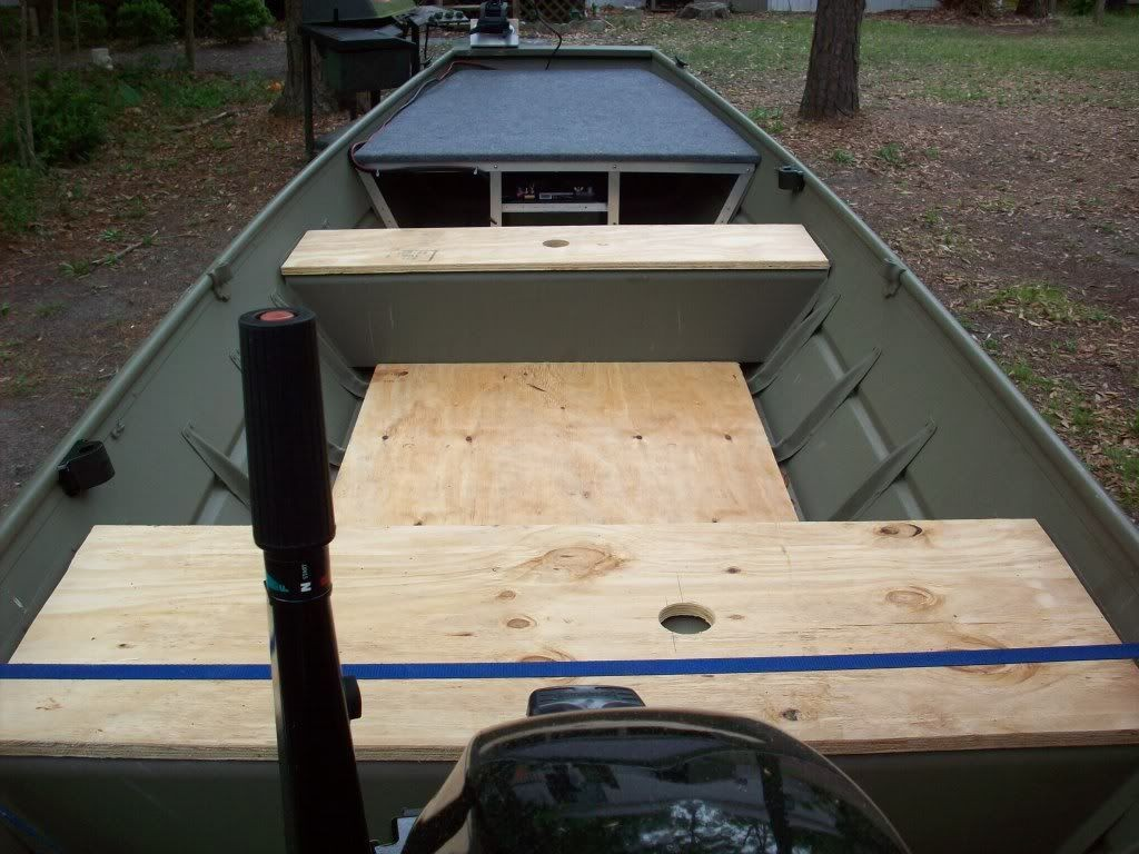 back4more s jon boat project Georgia Outdoor News Forum