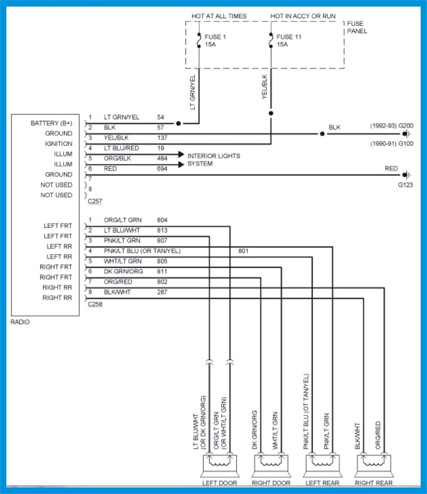 Wiring Diagram Color Abbreviations Inspirationa Jvc Car Stereo Wiring Diagram Color Free Within Kenwood Audio System