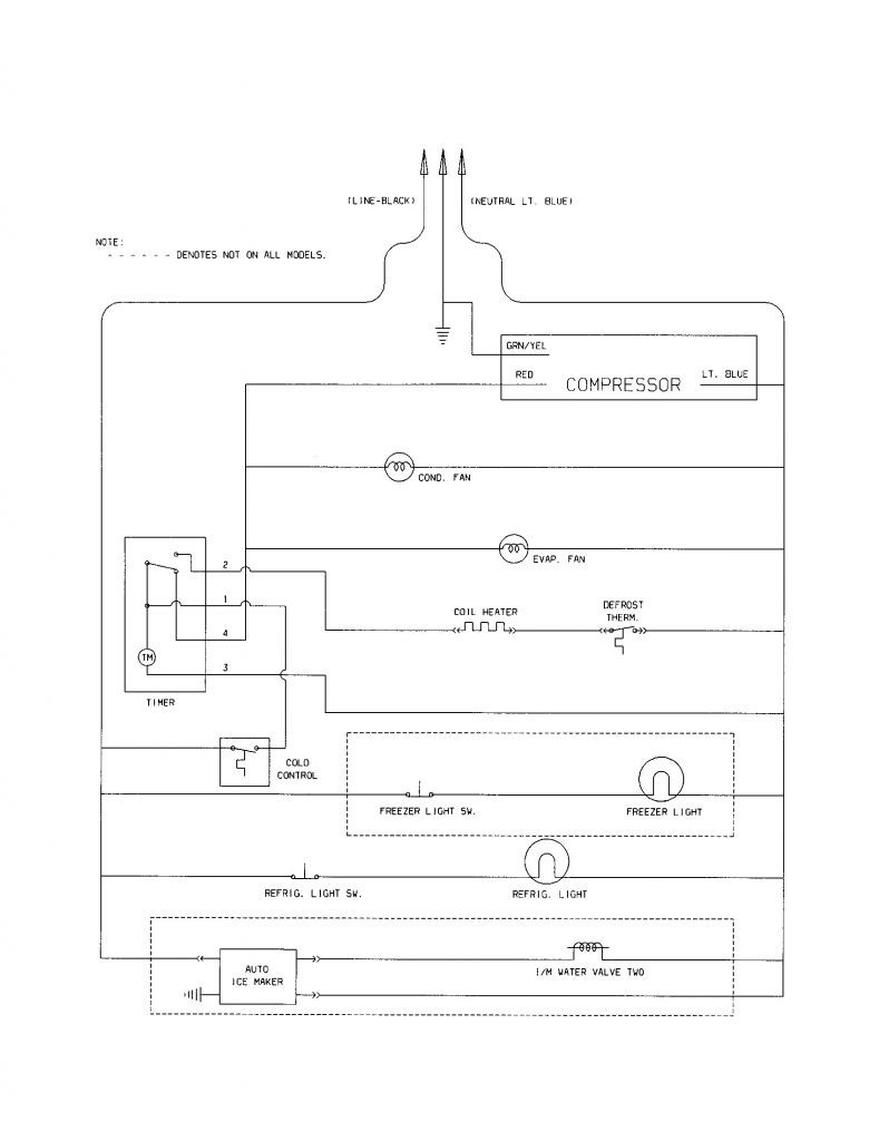 Refrigeration Wiring Diagram Symbols Inspirationa Kenmore Elite Refrigerator Wiring Diagram Roc Grp L2archive Refrence Refrigeration Wiring Diagram