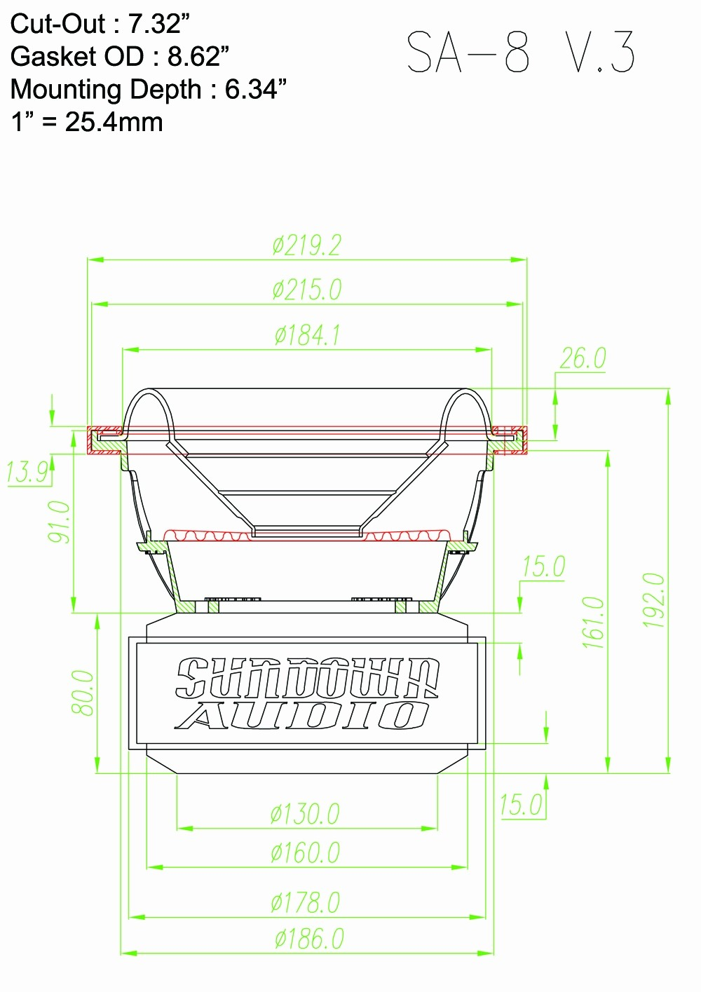 Kicker Wiring Diagram Image Svc Alpine Type Inch Subwoofer Diagrams Ohm Mono Dvc Kisl