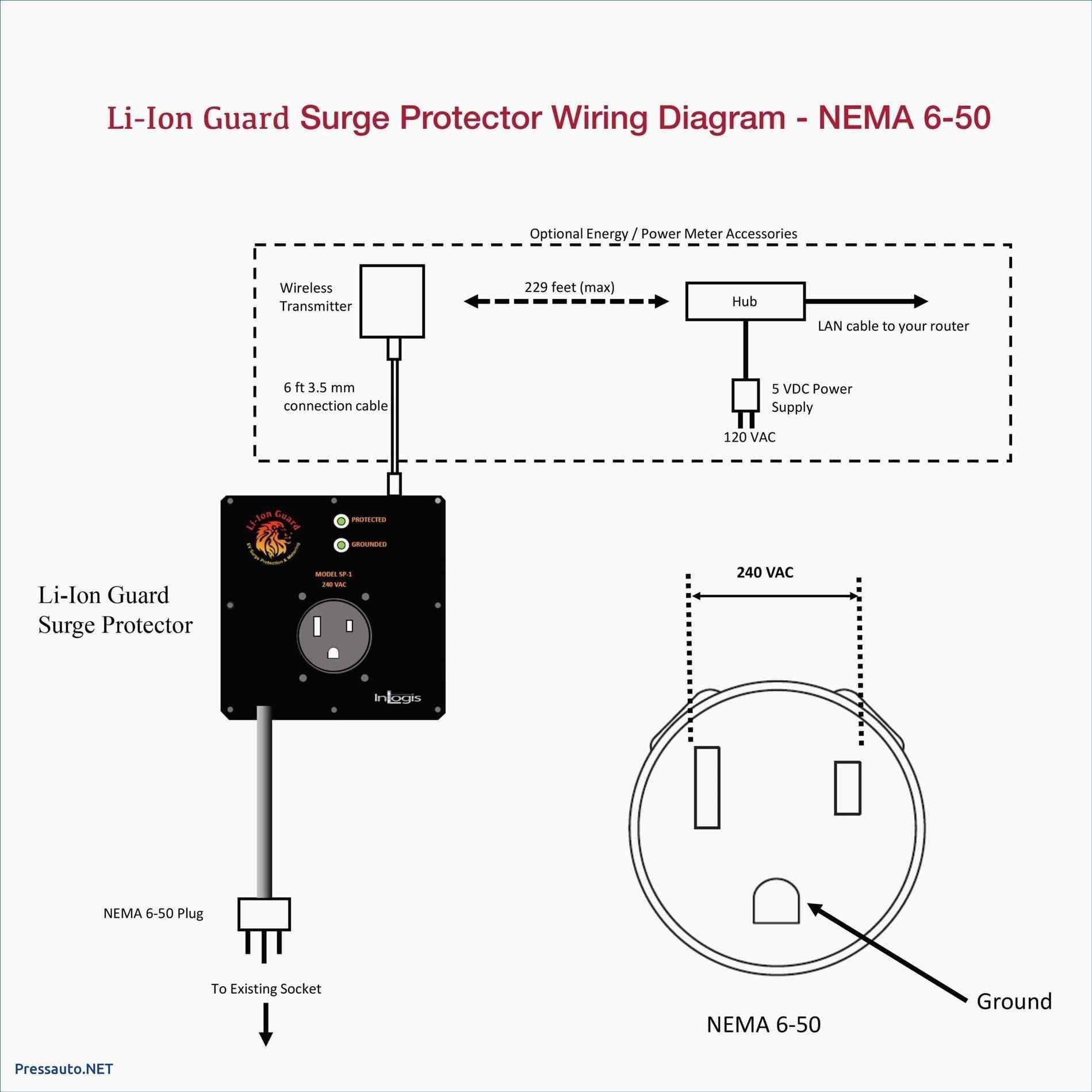 L14 30 Wiring Diagram Lovely Nema Fresh 3 Prong Plug