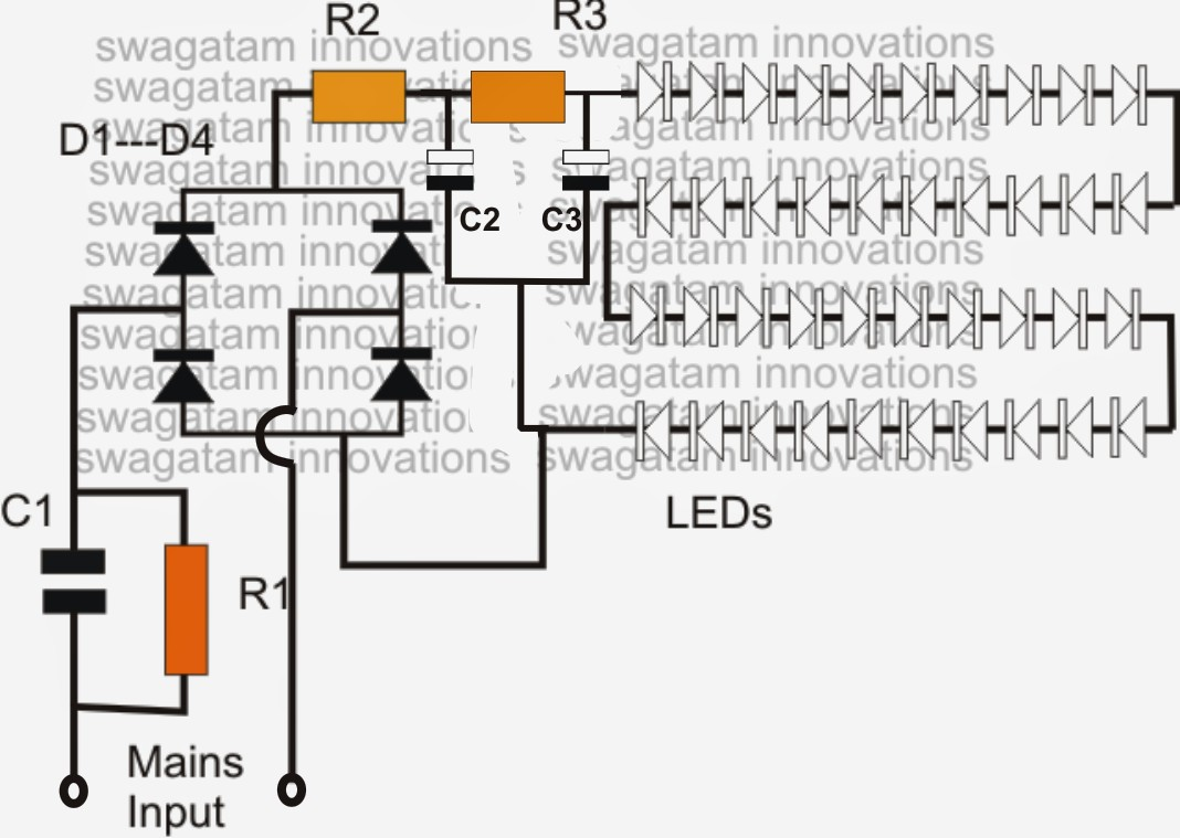 amazing led lamp circuit diagram v modern floor lamps led lamp circuit diagram v at led circuits and schematics for the hobbyist with lamp circuit diagram