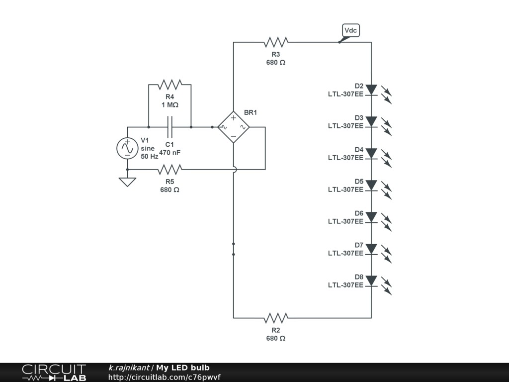 affordable my led bulb circuitlab for white led circuit diagram ifm with lamp circuit diagram