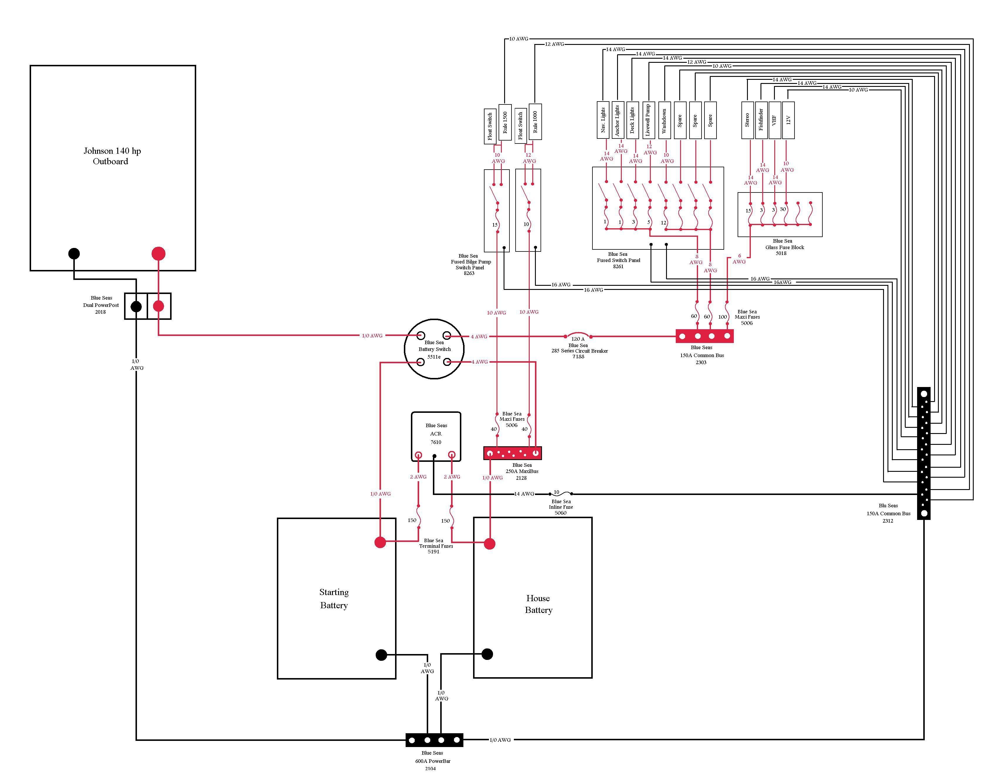 Lund Boat Wiring Diagram | Wiring Diagram Image