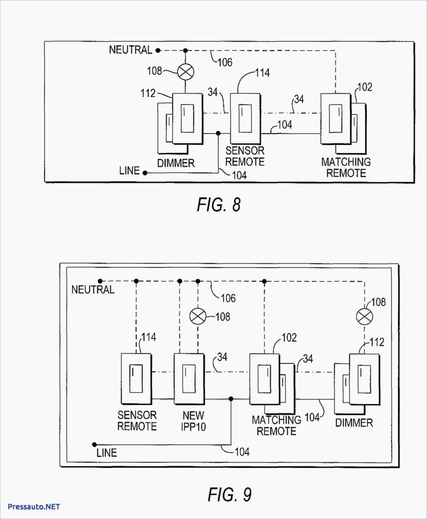 Lutron Wiring Diagram Diagrams With