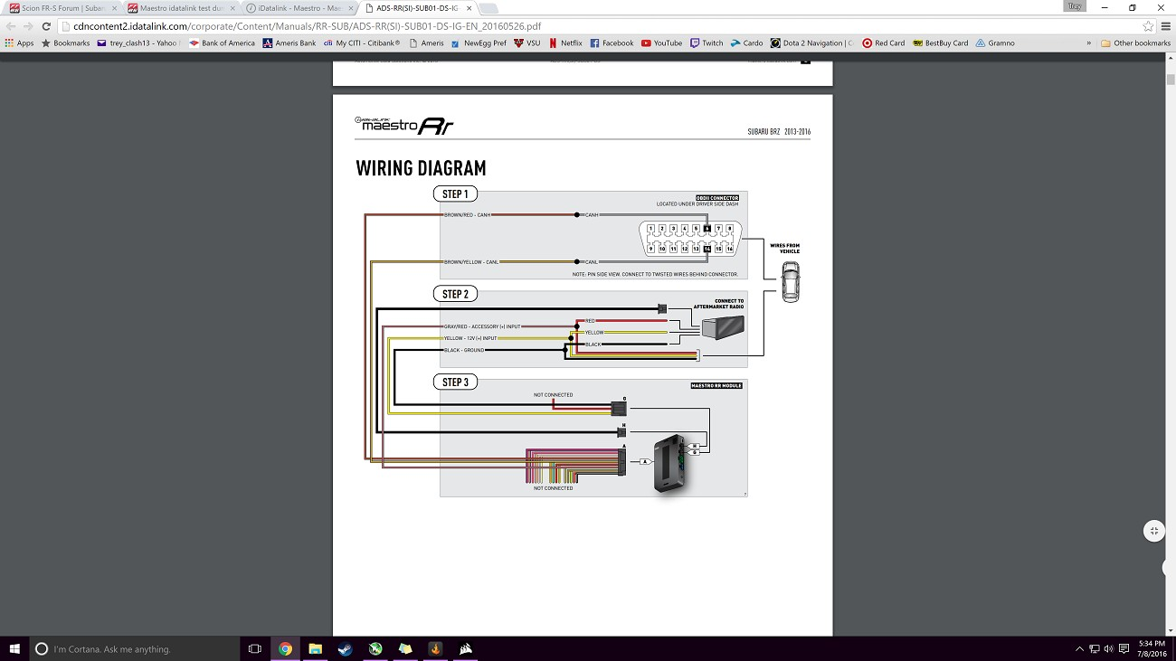 Maestro Boomerang Circuit Diagram