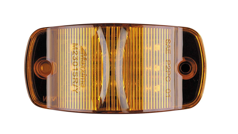 "Amazon Maxxima M Y 14 LED Amber 4"" bination Clearance Marker Light Automotive"