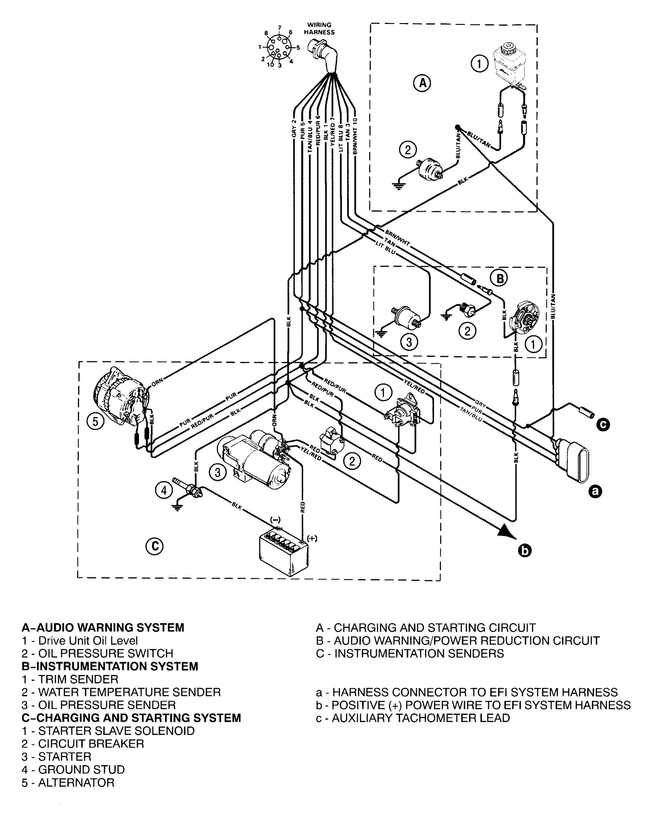 3 0 mercruiser trim wiring diagram custom wiring diagram u2022 rh littlewaves co  1978 mercruiser 470 wiring diagram