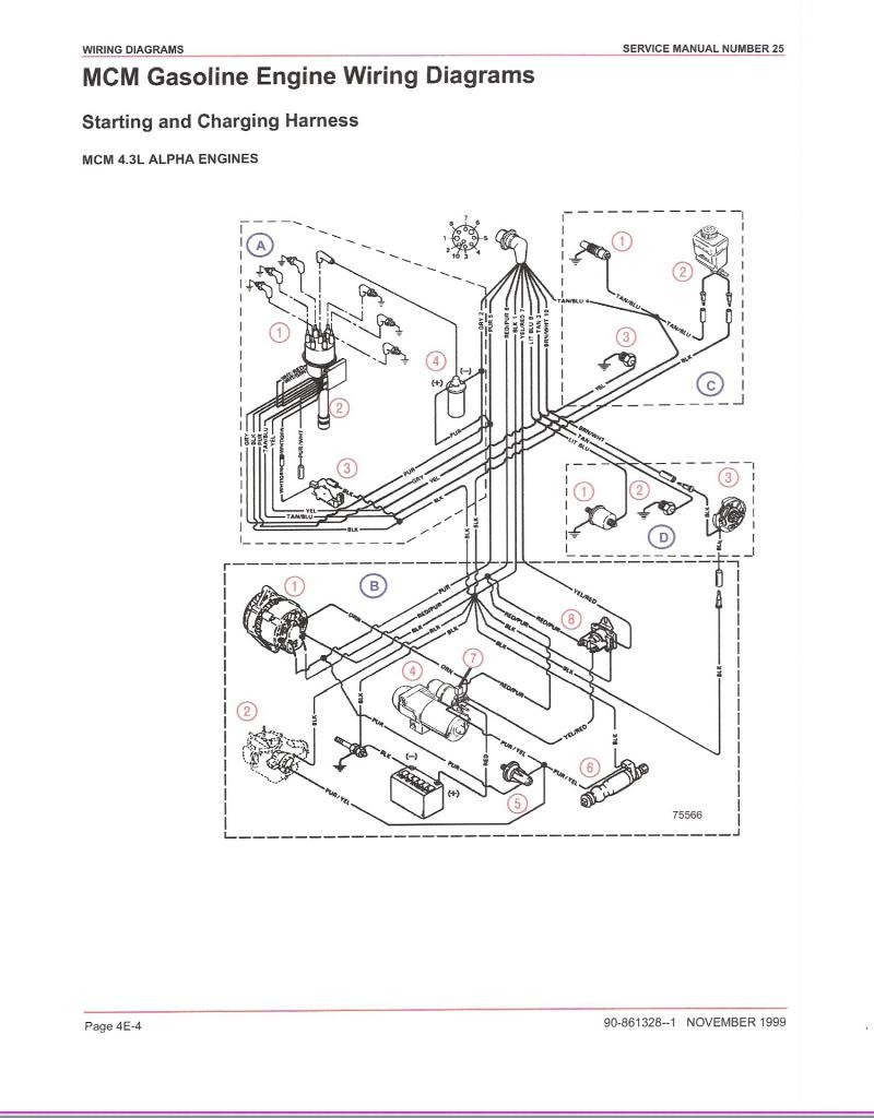 1989 Mazda B2200 Electrical Wiring Diagram Library Engine 170 Mercruiser