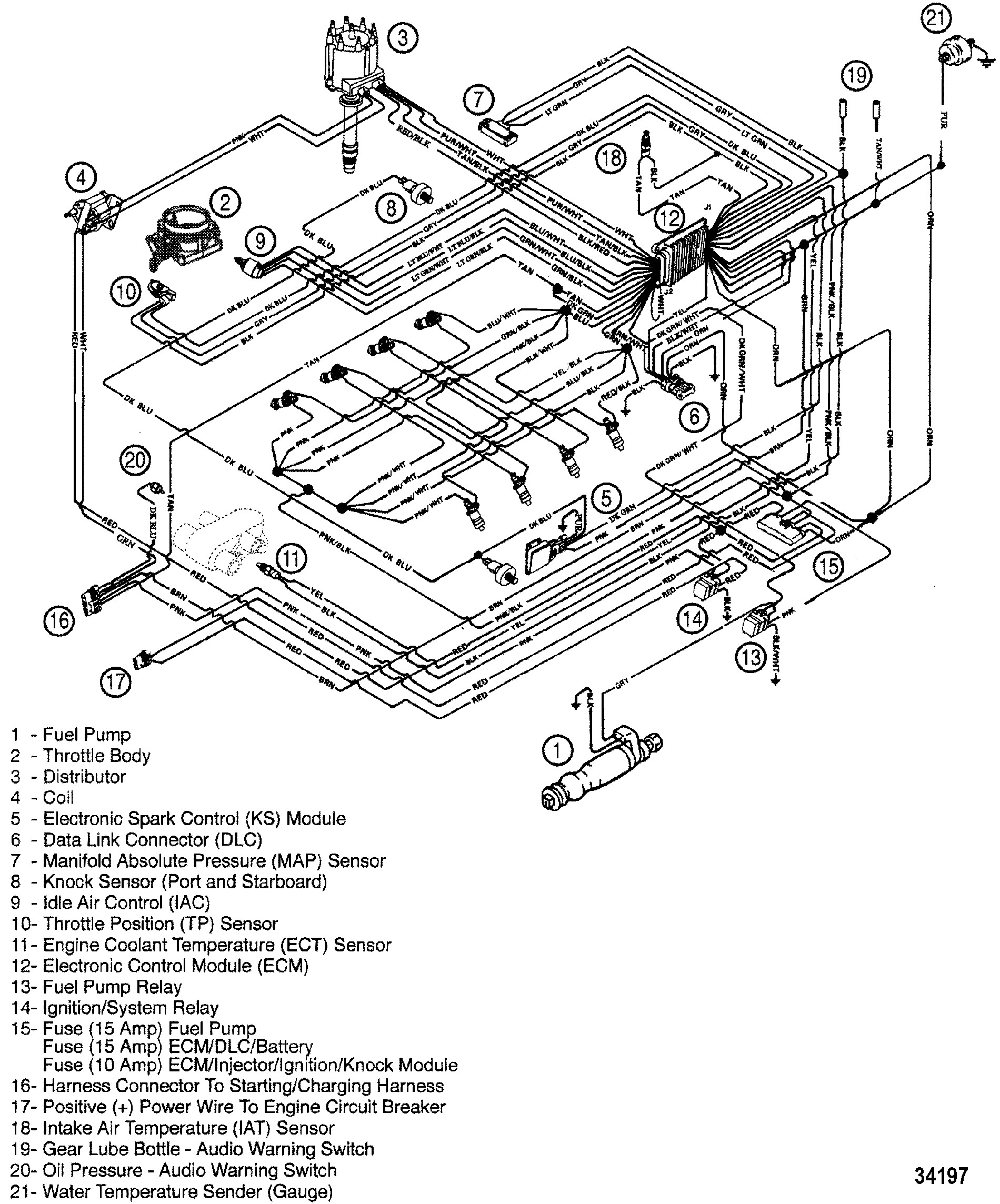 [DIAGRAM_0HG]  3586C5C 4 3l Mercruiser Wiring Diagram | Wiring Library | Wiring Diagram Fuel Pump On 4 3lx Mercruiser |  | Wiring Library