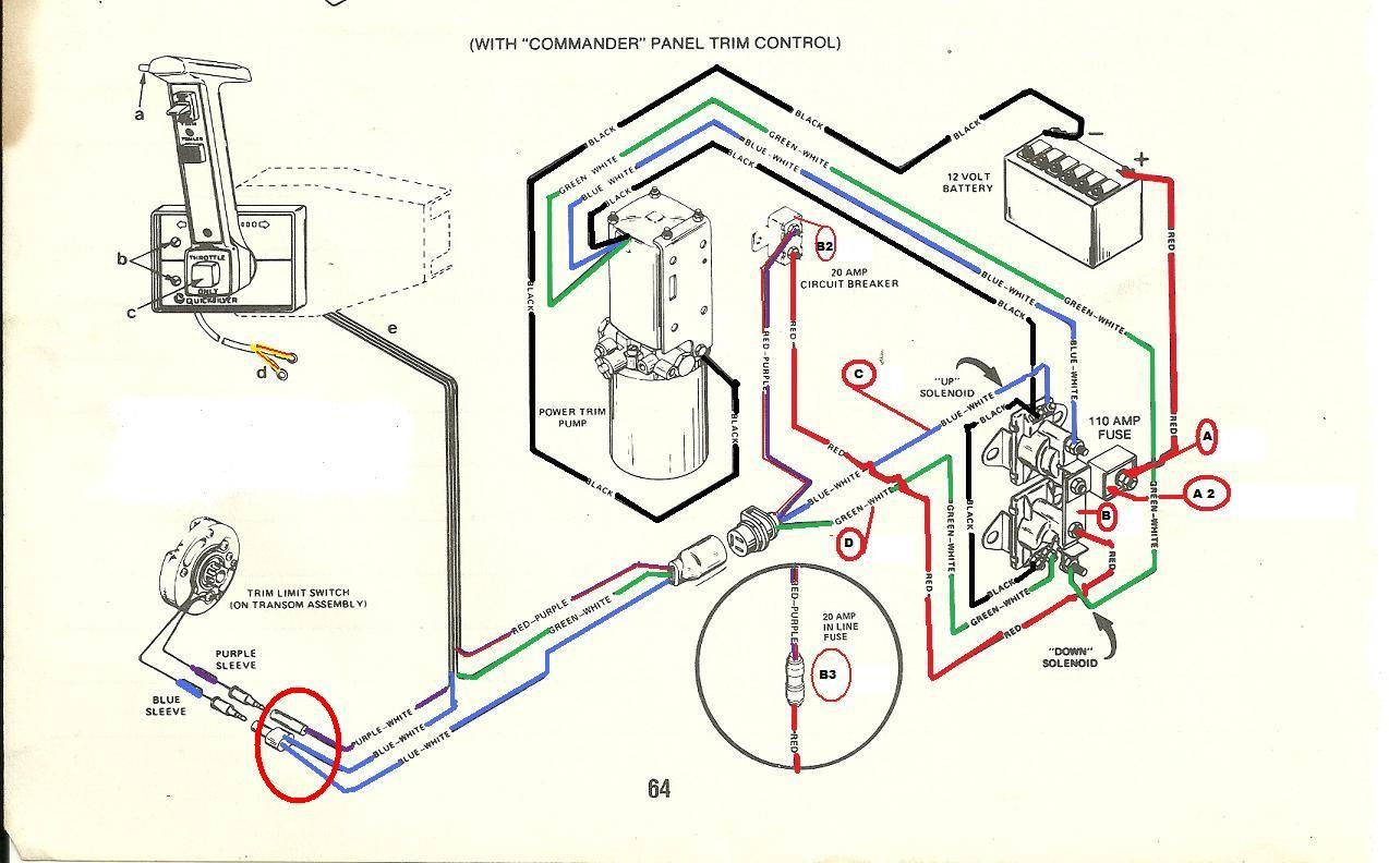 Mercruiser Wiring Diagram & Mercruiser 3 0 Alternator Wiring Diagram 3 0 L Mercruiser Engine