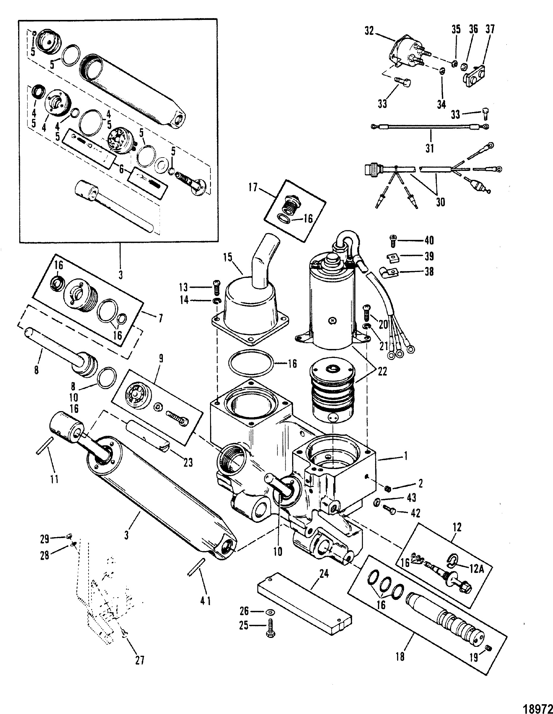 Mercury Outboard Power Trim Wiring Diagram New | Wiring Diagram Image