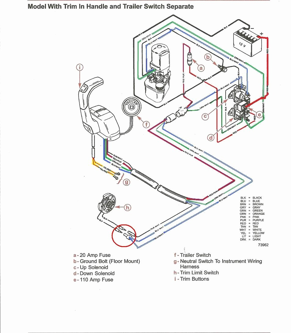Wiring Diagram For Mercury Power Trim Wiring Library M4 Disassembly Diagram Quicksilver  Throttle Wiring Diagram