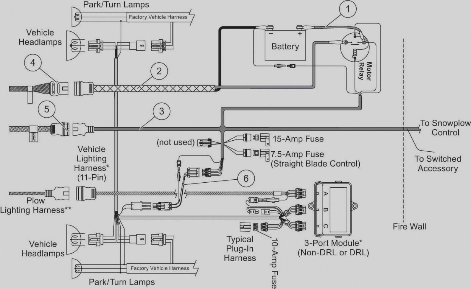 Elegant Meyer Snow Plow Wiring Diagram Boss Harness Parts Diagrams Schematics