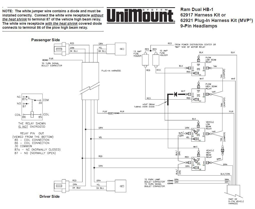 western snow plow solenoid wiring diagram Download Western Snow Plow Wiring Diagram Unimount Library Ayurve DOWNLOAD Wiring Diagram