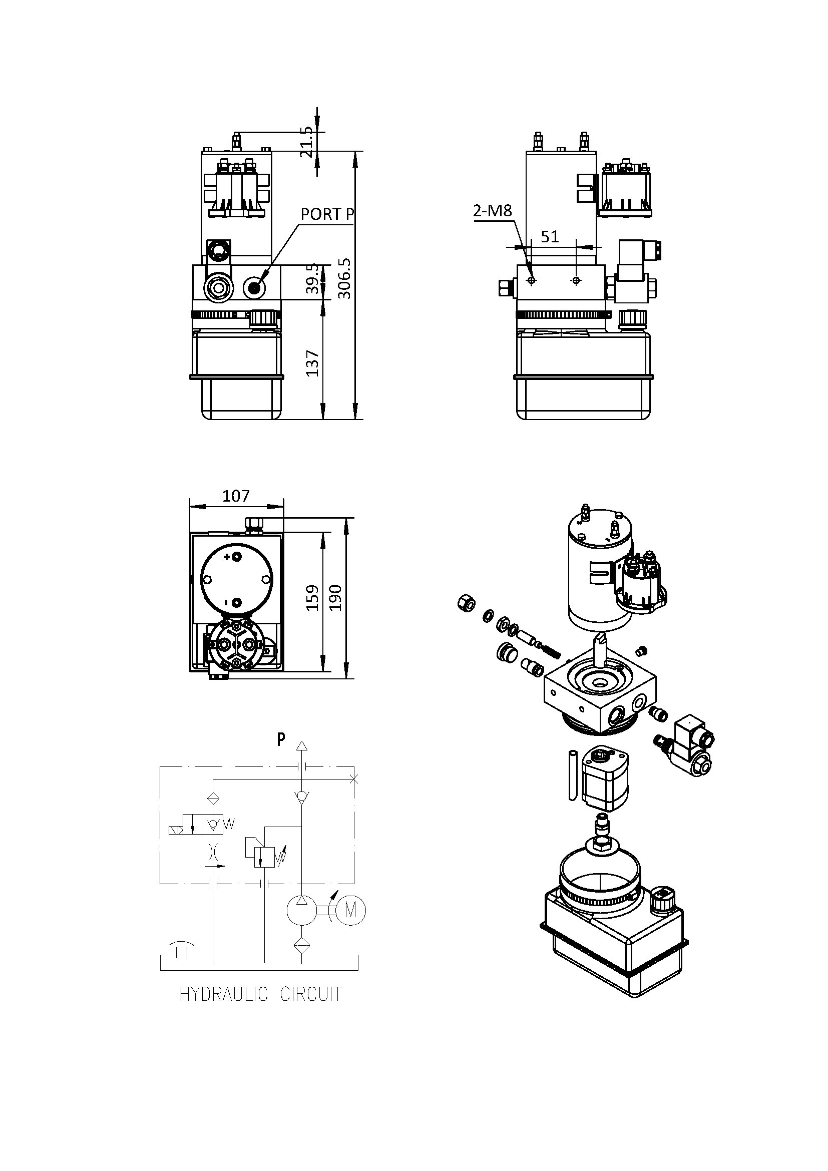dump trailer hydraulic pump wiring diagram lovely 10 ton 20 000 lb 3 post solenoid wiring