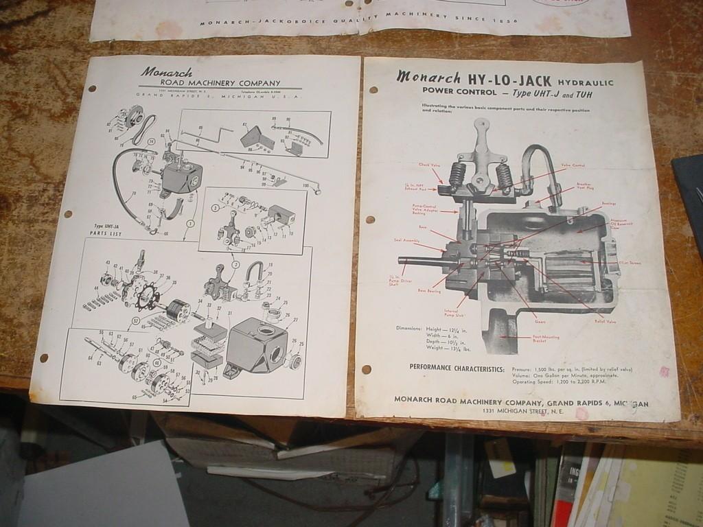 1960s monarch hy lo jack hydraulic snowplow brochure4