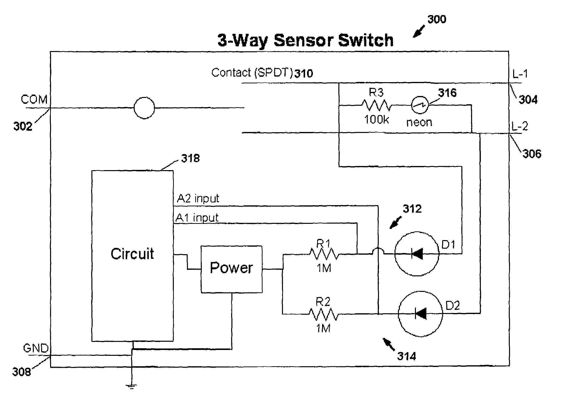 Gallery of Lovely Motion Sensor Light Wiring Diagram
