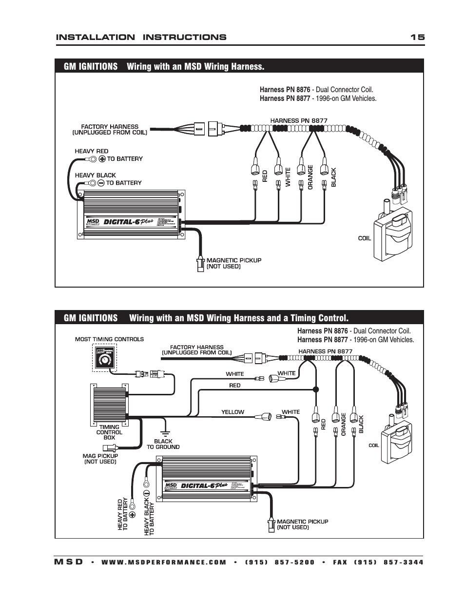 msd wiring diagram digital 6 plus msd 2 step wiring diagram wiring rh parsplus co msd