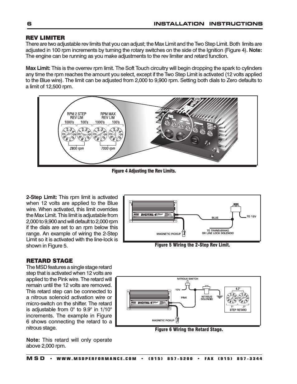 Msd Wiring Diagram Digital 6 Plus Best Wiring Diagram Image 2018 Colorful Msd Digital 6