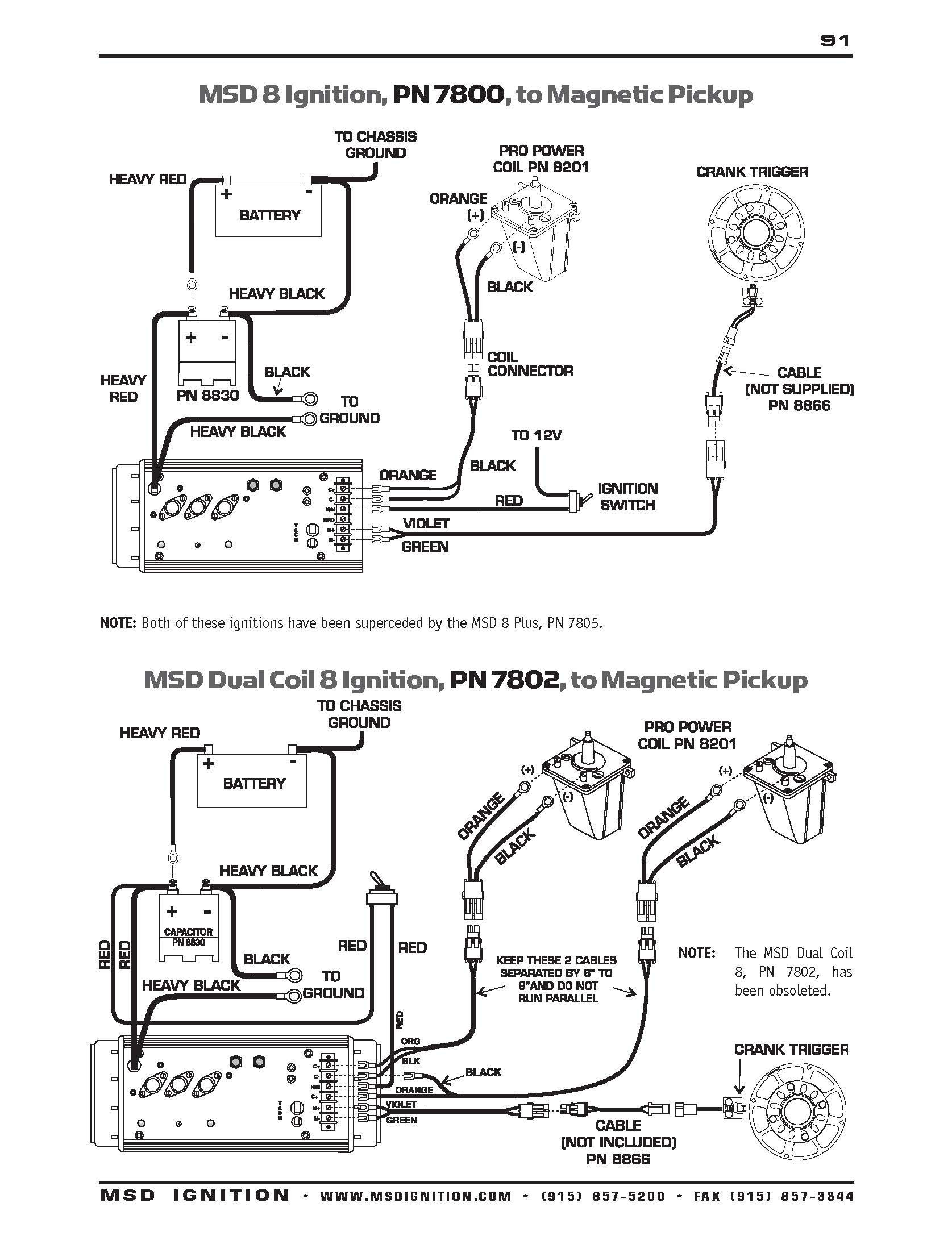 6al Msd Wiring Diagram