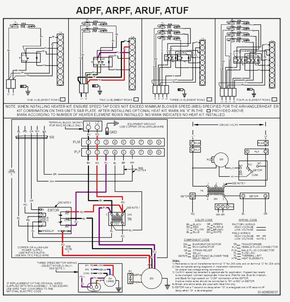 Intertherm Heat Pump Thermostat Wiring Diagram Nordyne Ac