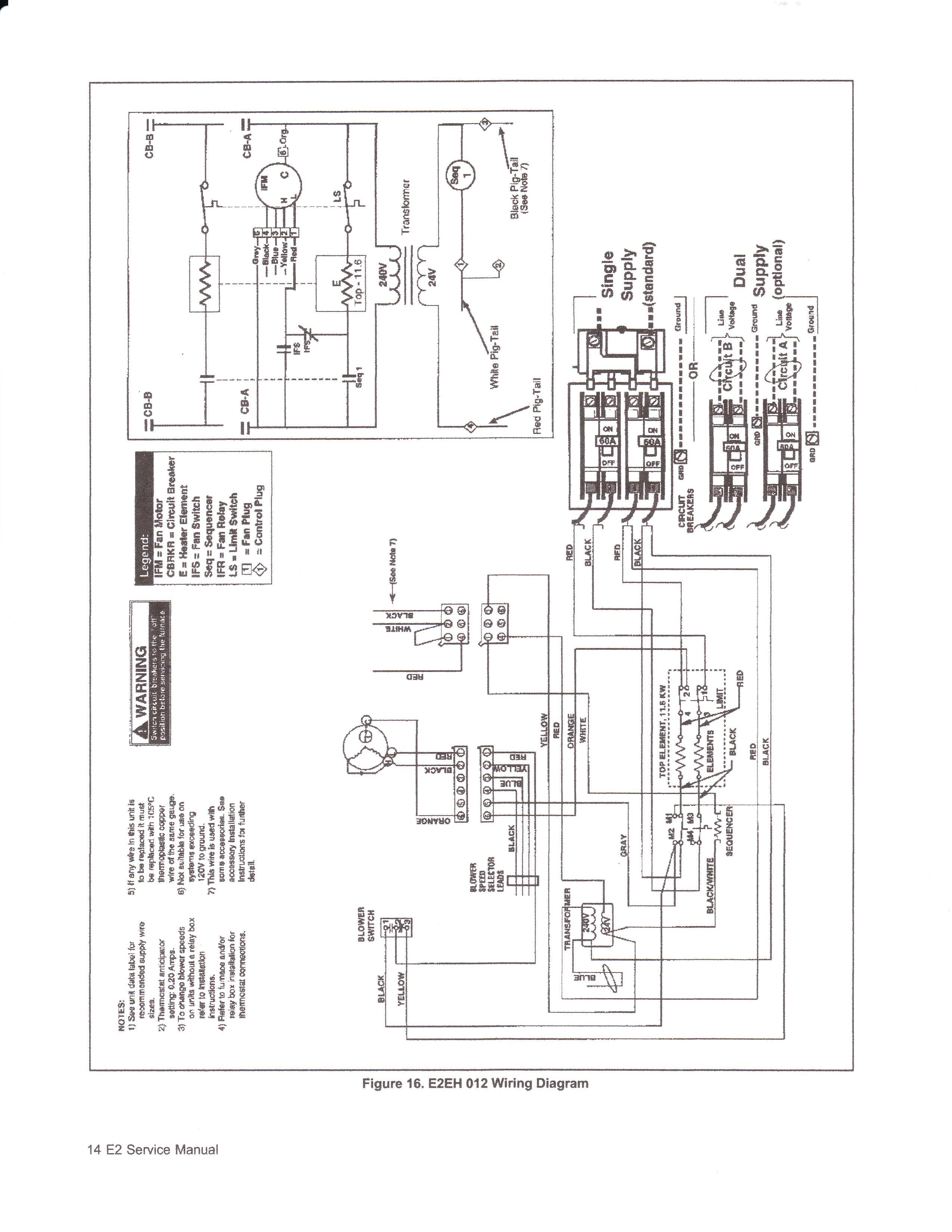 Nordyne Wiring Diagram Electric Furnace New Intertherm Electric Furnace Wiring Diagram for nordyne Heat Pump