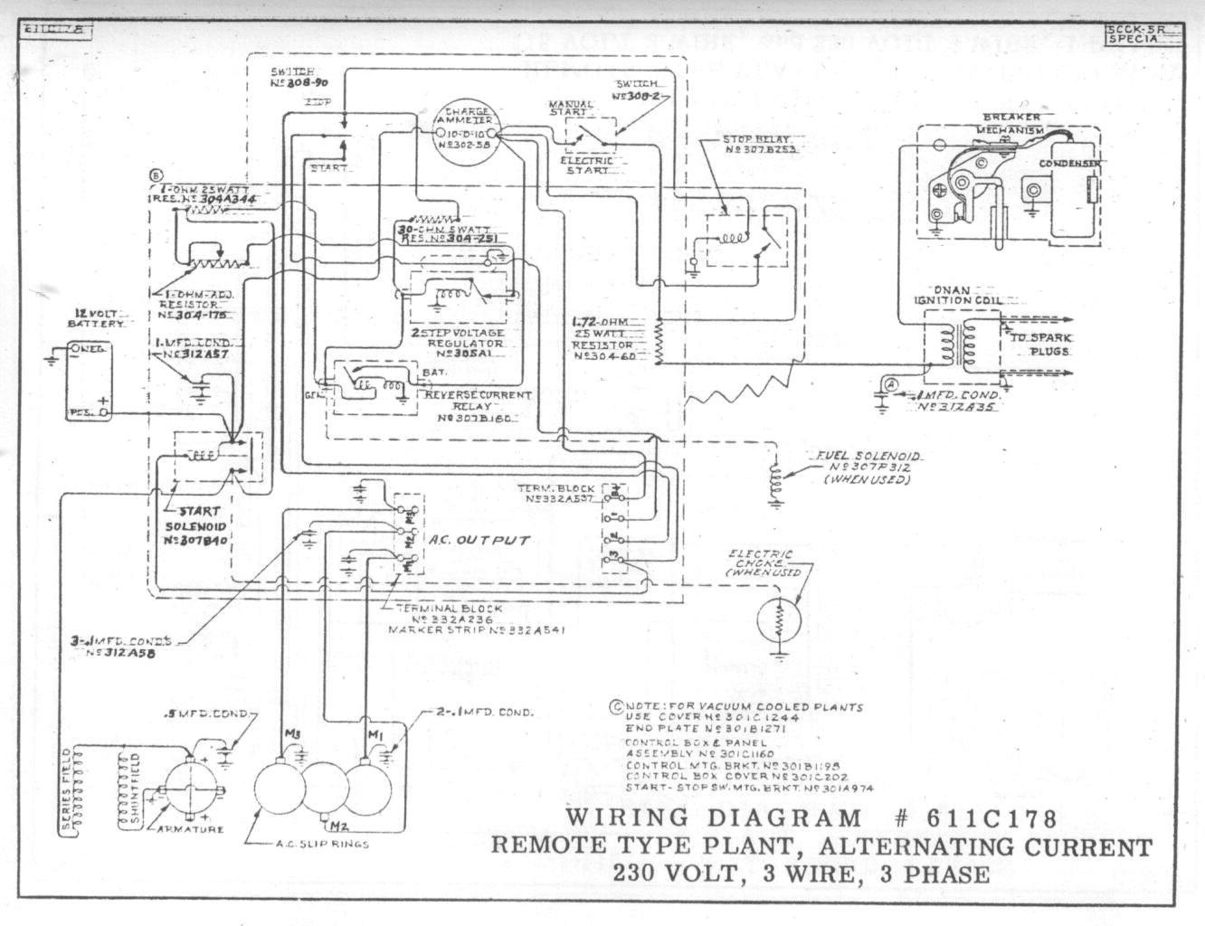 onan starter diagram explained wiring diagrams rh dmdelectro co Old Onan Generators Wiring Diagrams Wiring-Diagram Onan Genset