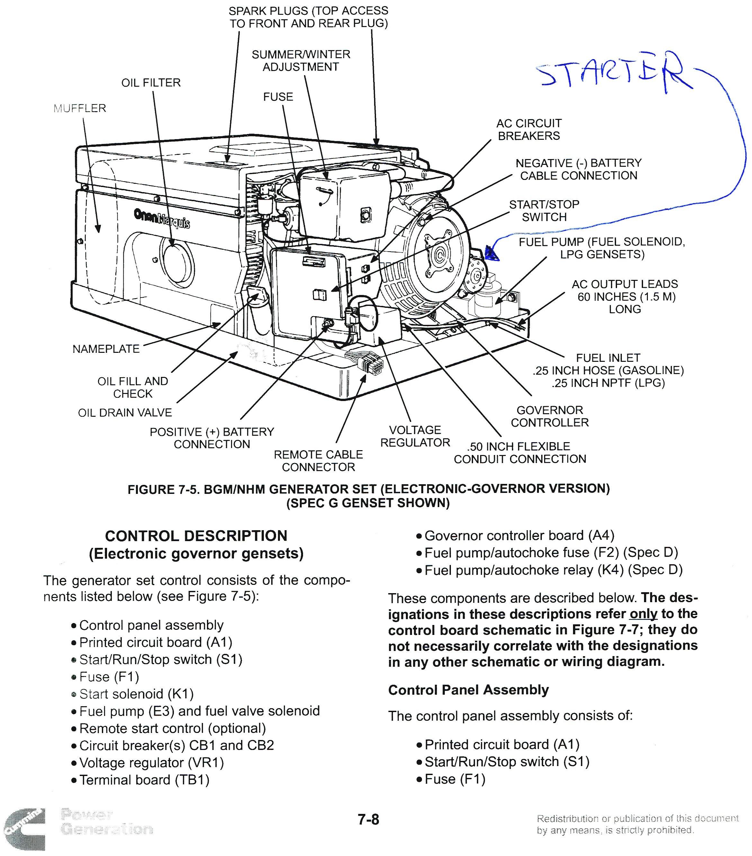 Wiring Diagram an Generator Valid Wiring Diagram Cummins Generator Inspirationa tolle An 5 0 Cck