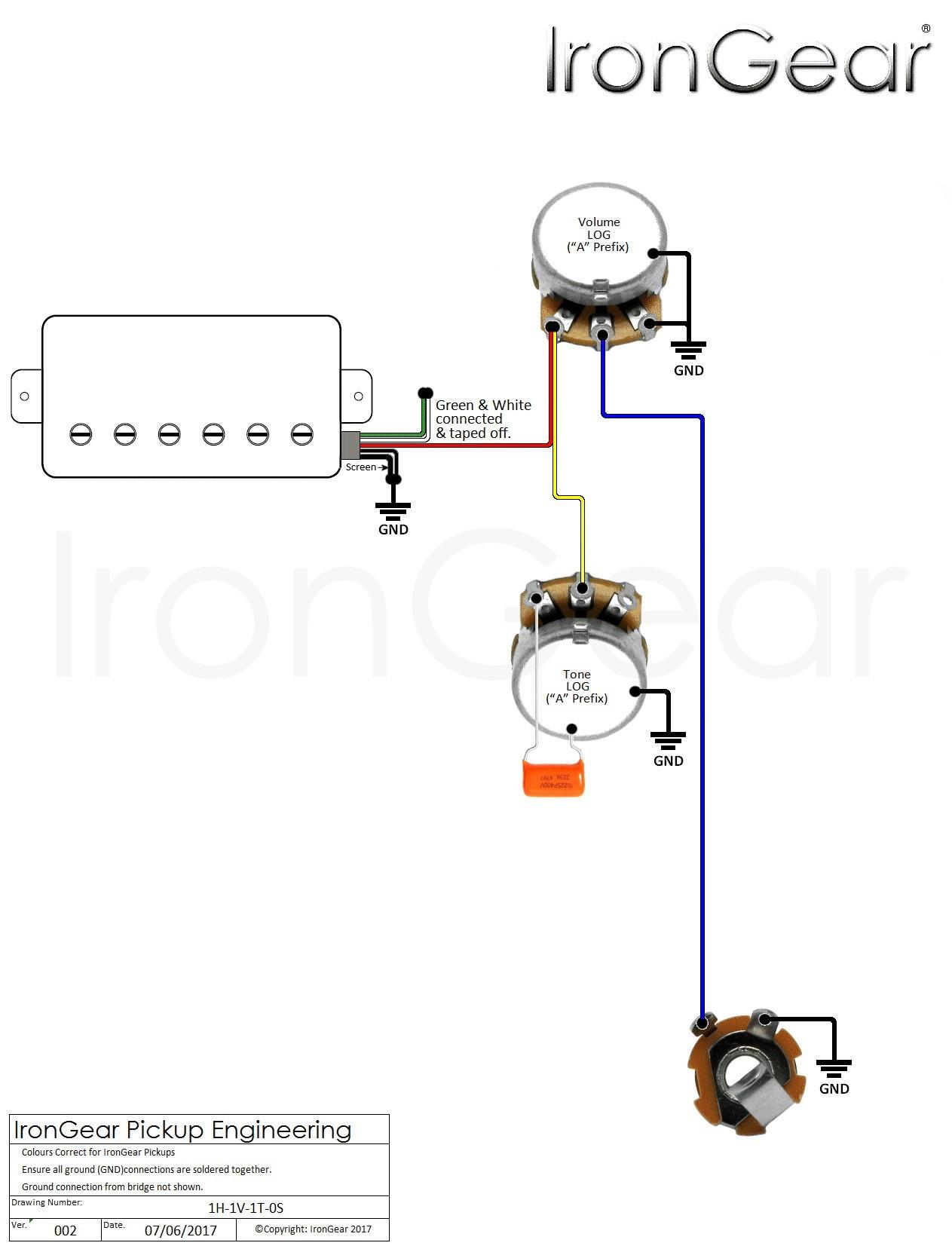 Guitar Wiring Diagram e Humbucker Inspirationa Wiring Diagram for E Pickup Guitar Inspirationa Electric Guitar