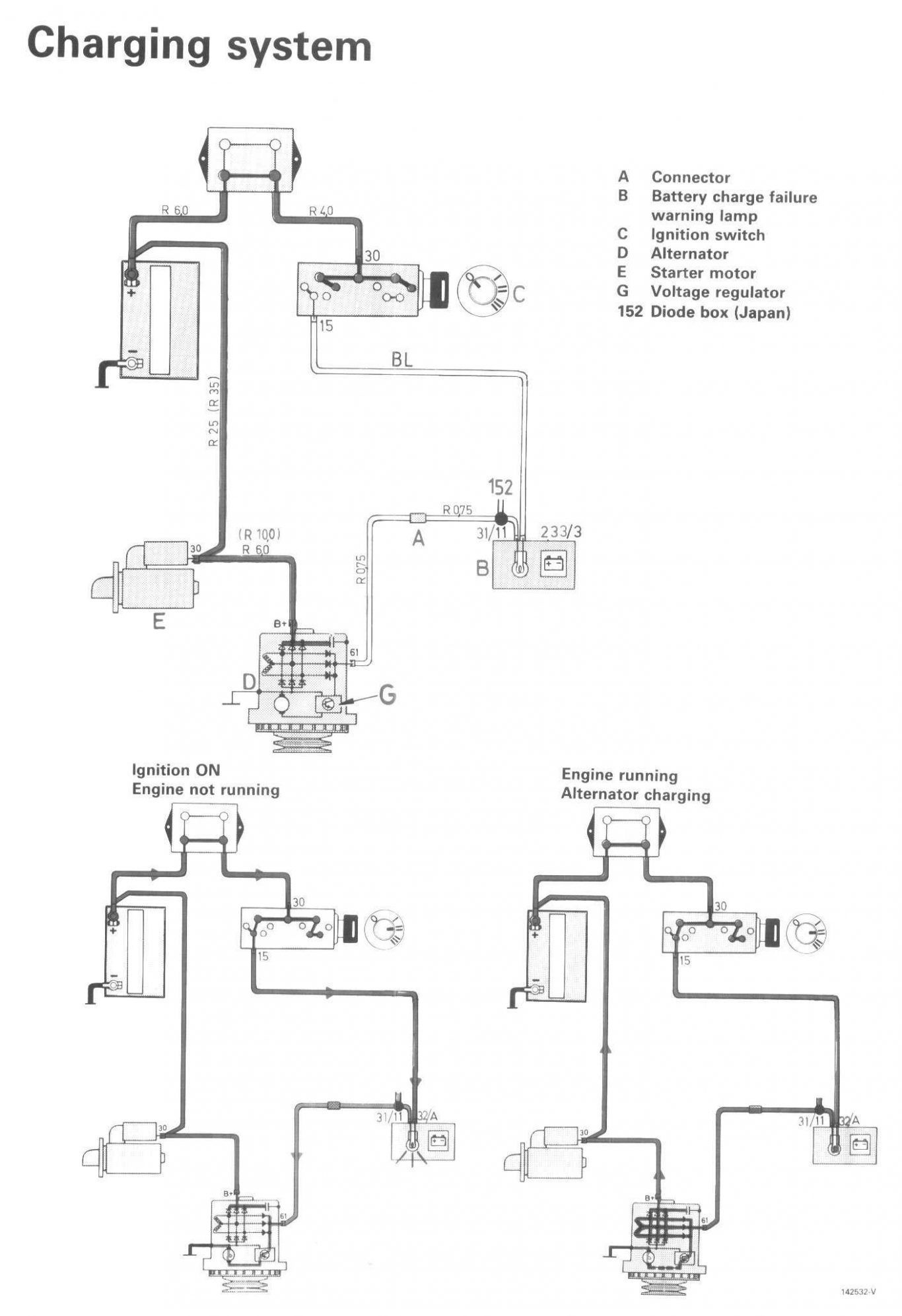 wiring diagram e wire alternator new chevy alternator wiring diagram new  unusual ford 1 wire alternator