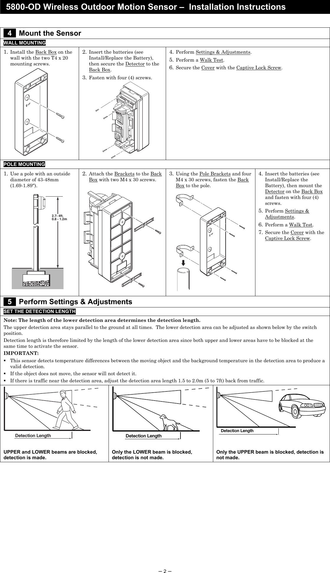 Wiring Diagram for Pir Security Light New Wiring Diagram for Alarm Pir Refrence 8dl5800pir Od Security