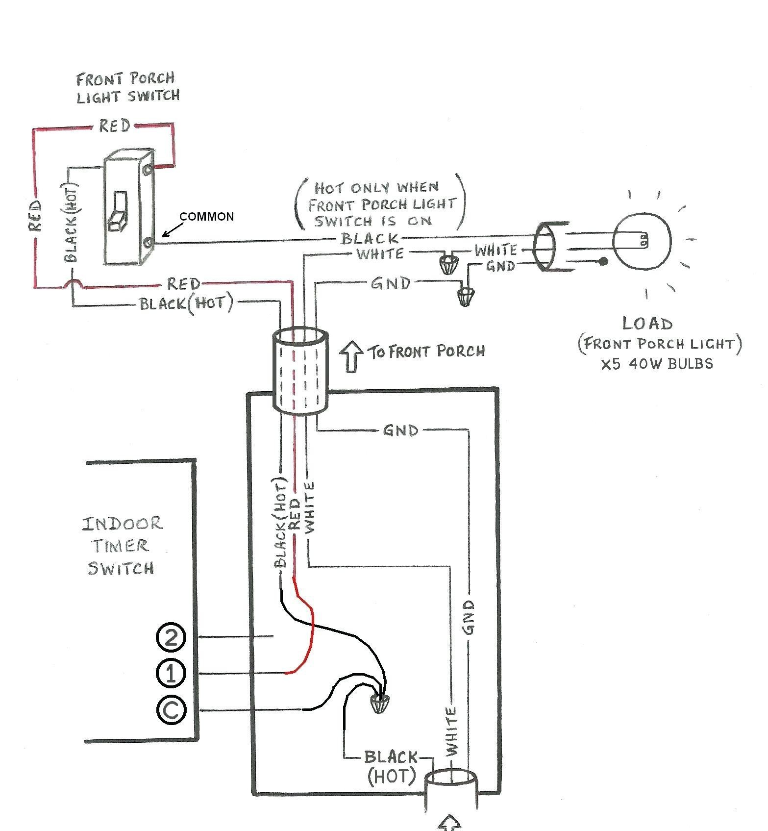 Wiring Diagram for Outdoor Motion Detector Light Fresh Wiring Diagram for Outside Light with Pir Inspirationa