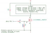 P Channel Mosfet Circuit Awesome Phys P