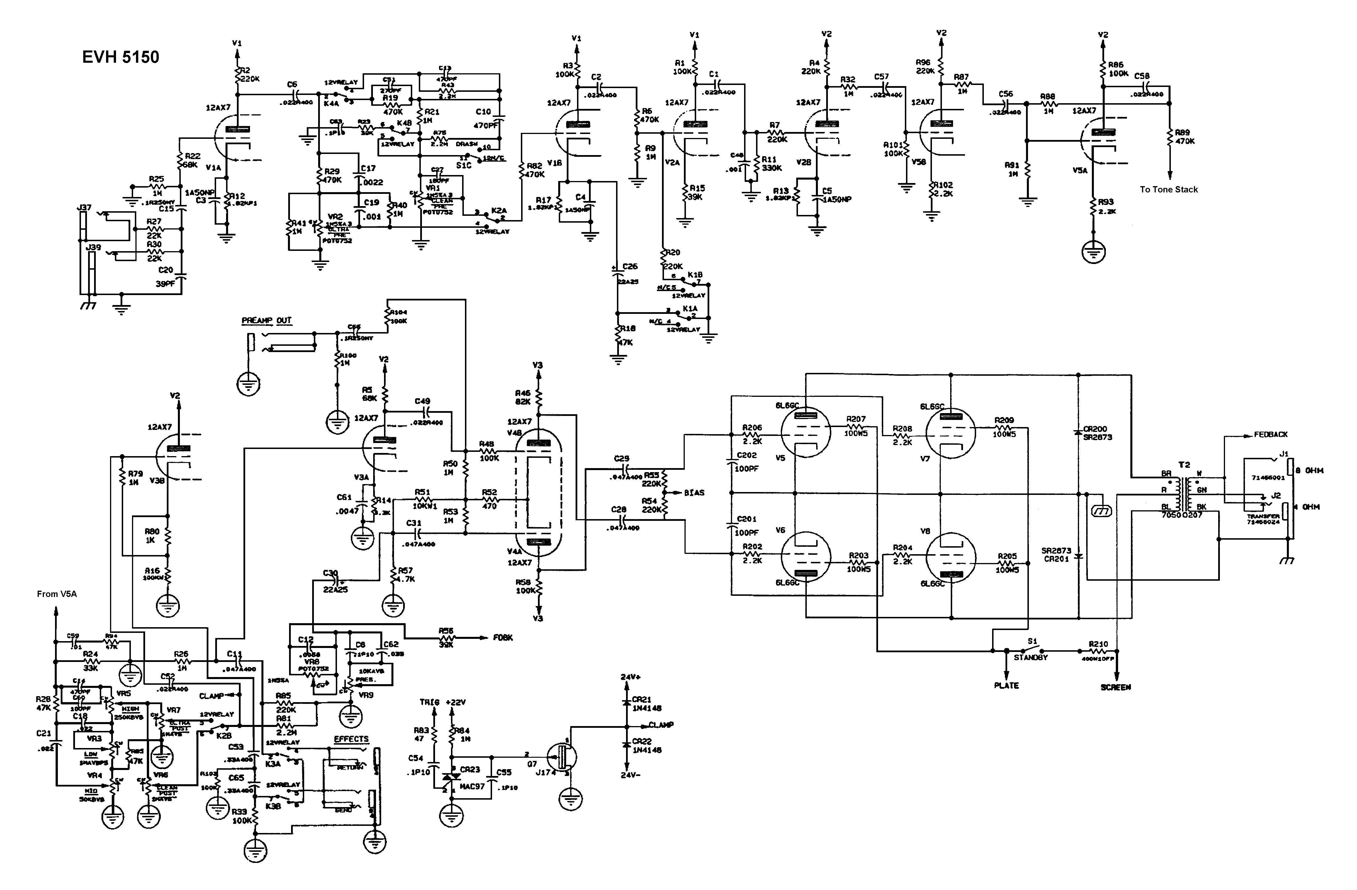 Wiring Diagram for Peavey Guitar Fresh Peavey T 60 Wiring Diagram Wiring Diagram
