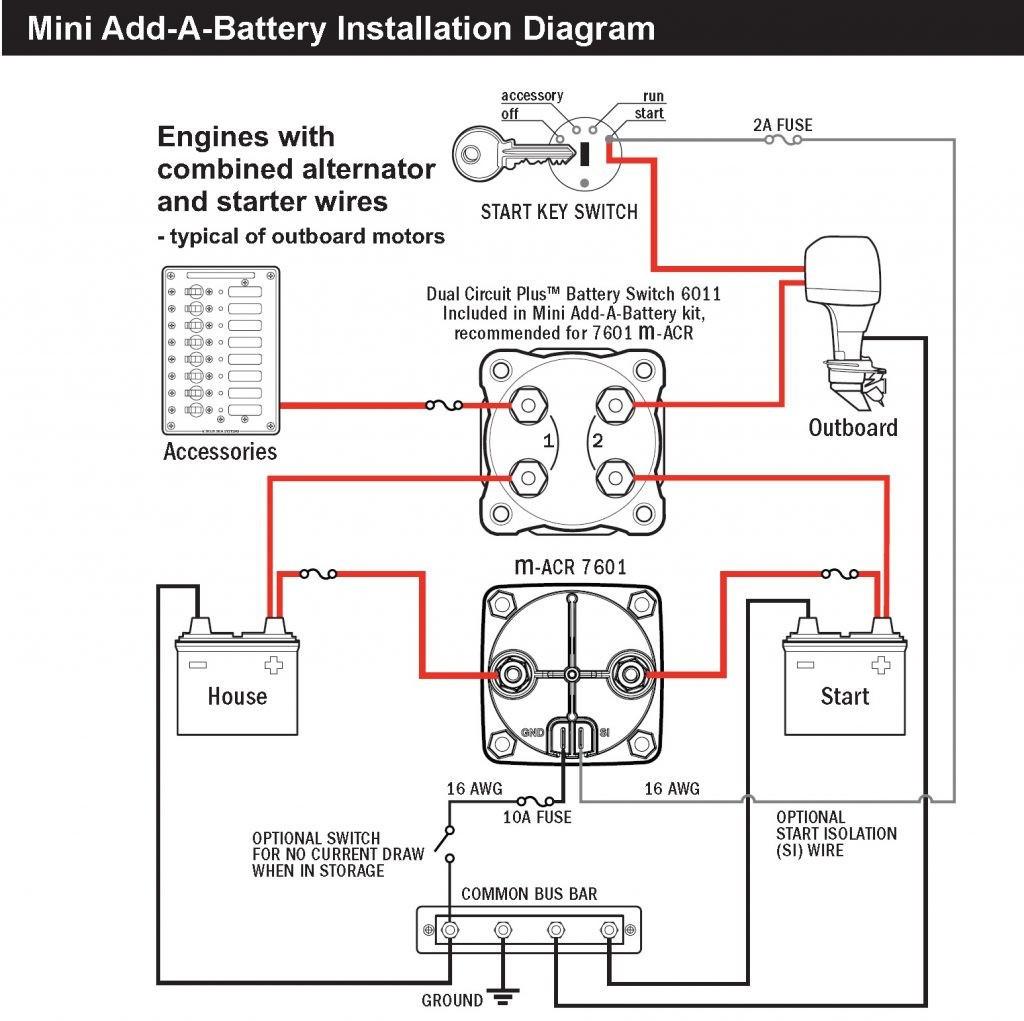 Battery Switch Wiring Diagram New Perko Marine Unusual Britishpanto