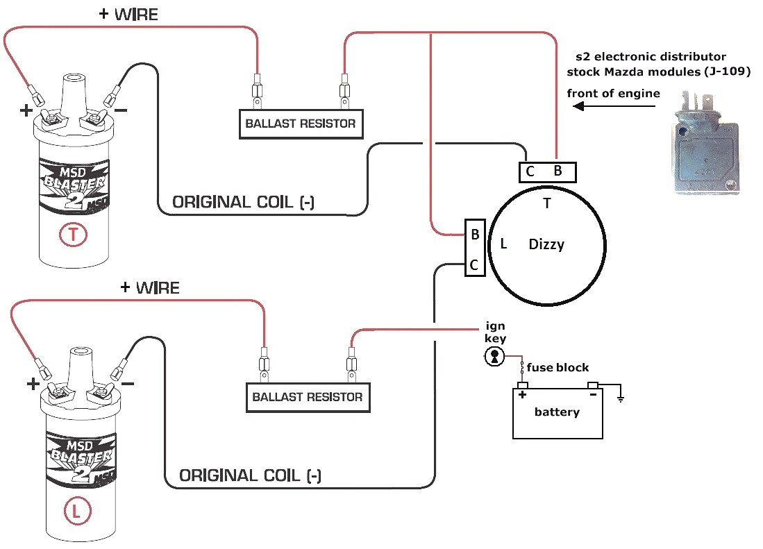d1733d pertronix ignition system wiring diagram gm | wiring resources  wiring resources